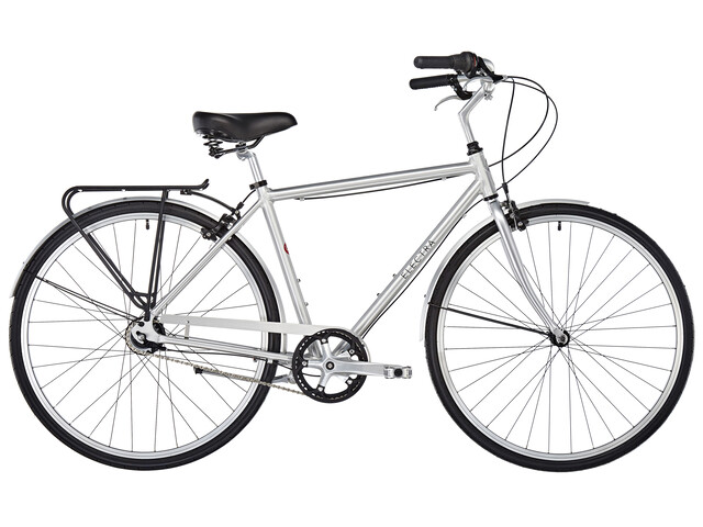 Electra Loft 7i Citybike sølv